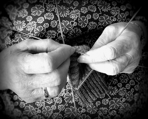 Sokken breien – Knitting socks