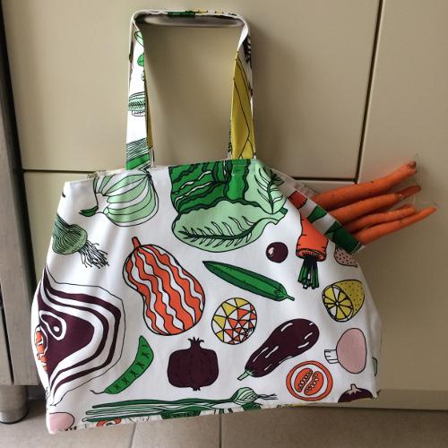 Nieuwe boodschappentas – New Shopping bag